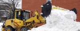 Уборка и утилизация снега в ЖКХ