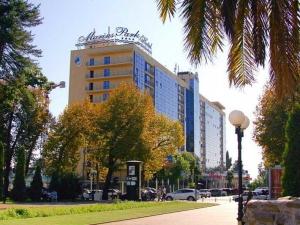Гостиница Маринс Парк Отель