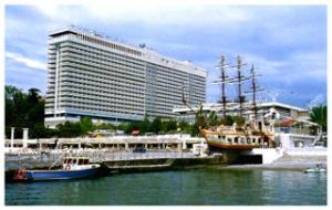 Гостиничный комплекс Жемчужина
