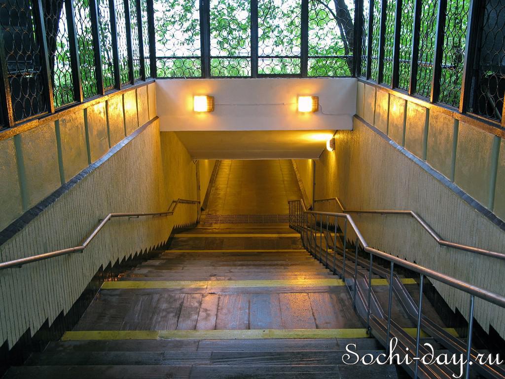 Строительство новых подземных переходов