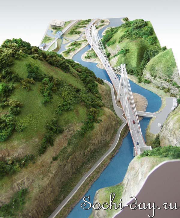 Уникальный вантовый мост практически готов