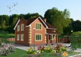 Строительство дома Велес под ключ